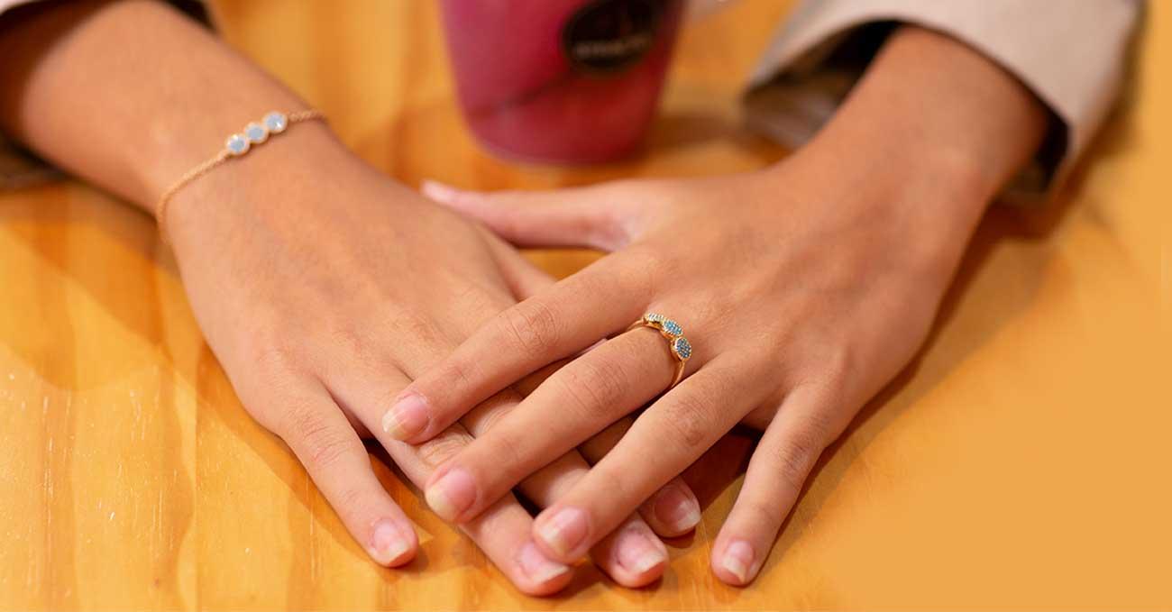 medir talla de anillo