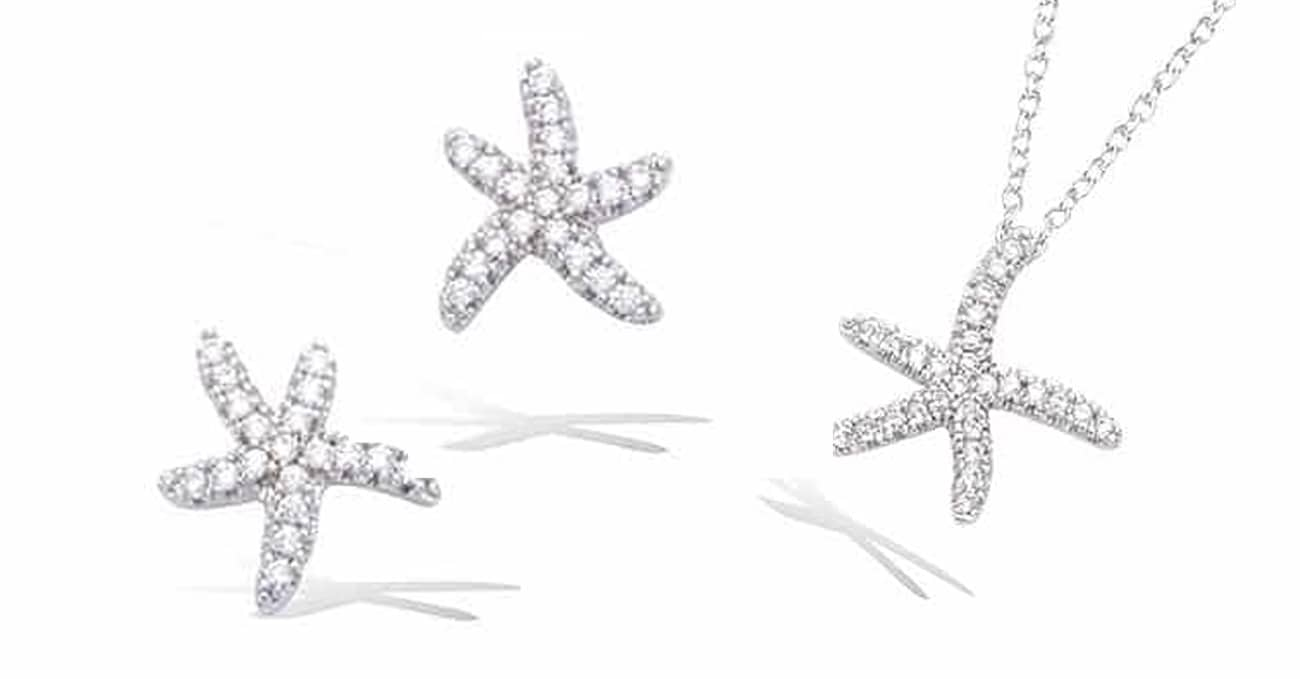 joyas estrella de mar